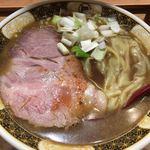 ラーメン凪 - すごい煮干しラーメン