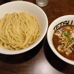 86194529 - 夜の鶏と魚介のつけ麺¥840(18-05)