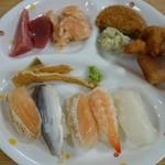 いっしん太助 - 寿司、他