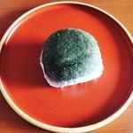 よもぎ庵 - 料理写真: