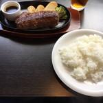 肉バル 肉食男女 - サガリステーキ200gアップ