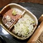 札幌蕎麦 き凛本店 - 薬味