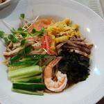 貴龍 - 料理写真:冷し中華