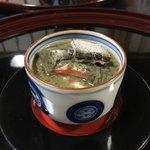 つる幸 - 蟹の茶碗蒸し