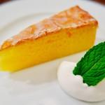ル ビストロ - レモン風味のパウンドケーキ
