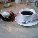 WONDER CAFE - ヨーグルト・コーヒー