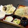 竹ふく - 料理写真:二色天せいろ