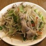一平 - 野菜炒め