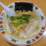 赤穂らーめん麺坊 - 塩らーめん 550円