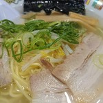 赤穂らーめん麺坊 - アップ