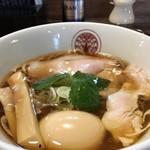 86202619 - らぁ麺とうひち 鶏醤油らぁ麺 アップ