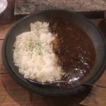 牛門 - 牛ハヤシライス
