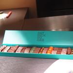 エクアトゥール - フランス土産のチョコ