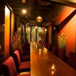 本格派エスニック料理×完全個室空間 スパイスマーケット - 最大30名様の個室完備
