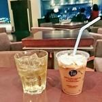 T'CAFE - アイスカフェモカ(S)370円