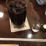 さかこし珈琲店 - アイスコーヒー