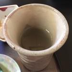 弥満喜 - ダシ汁のスープ