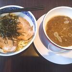 麺屋 八 - 夏季限定つけ麺(780円)