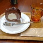 カド - チョコロール270円