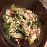オレンチ - 生ハムのシーザーサラダ