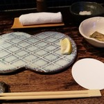 鶏けん - カウンター席