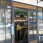 en cafe - 1階のコーヒースタンド