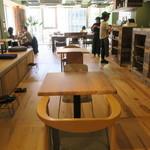 en cafe - 落ち着いたカフェ空間1