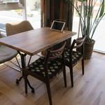 en cafe - 落ち着いたカフェ空間2