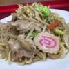 西海 - 料理写真:焼ちゃんぽん