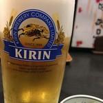 和泉屋 - 生ビールとお通し