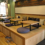 en cafe - 落ち着いたカフェ空間3