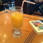 ペッシェドーロ - オレンジジュース!