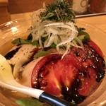 麺屋M - 料理写真:冷やし煮干そば