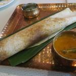 バンゲラズ キッチン - マサラドーサ