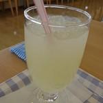 キッチンそらら - 柚子スカッシュ