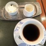 珈琲苑 - ストロング・ブレンド 530円