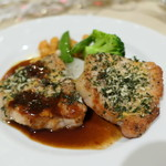 ナトワ - 山形豚の大葉パン粉焼き