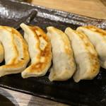 肉汁餃子のダンダダン - 焼き餃子460円