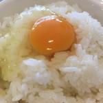 86216015 - 卵かけご飯