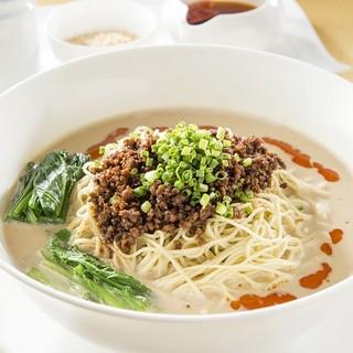 桃李名物「担担麺」