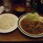 洋食エリーゼ - ビーフトマト