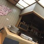 浅草じゅうろく - お店の中