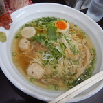麺や hide - 「マグロGE出汁の中華そば