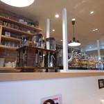 カフェ ブールヴァール - 店内