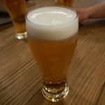 Cafe&Beer チラウト - ビールで乾杯