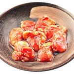 焼肉 宝島 - とりカルビ