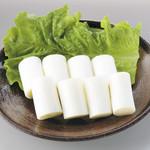 焼肉 宝島 - 白ねぎ焼き