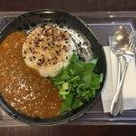 86222352 - 雑穀ごはん豆と鶏ひき肉のヘルシーカレー780円