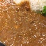 86222382 - 雑穀ごはん豆と鶏ひき肉のヘルシーカレー780円