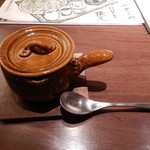 円山 十六夜 - 茶碗蒸し